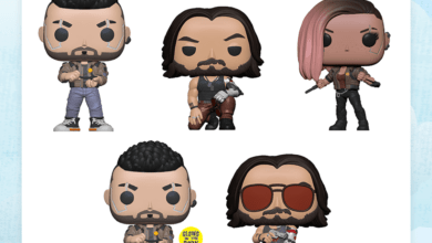 Photo of London Toy Fair Reveals: Cyberpunk 2077 Funko POP!