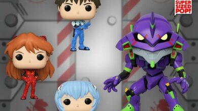 Photo of Neon Genesis Evangelion Joins The Funko POP! Animation Line