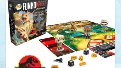 Photo of London Toy Fair Reveals: FunkoVerse Strategy Board Games