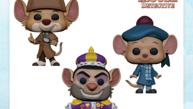 Photo of London Toy Fair Reveals: The Great Mouse Detective Funko POP!
