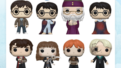Photo of London Toy Fair Reveals: Harry Potter Funko POP!