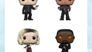 Photo of London Toy Fair Reveals: Hobbs & Shaw Funko POP!