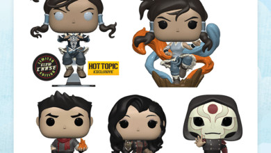 Photo of London Toy Fair Reveals: The Legend of Korra Funko POP!