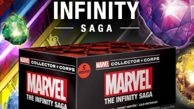 Photo of Marvel Collector Corps March 2020 Theme Revealed
