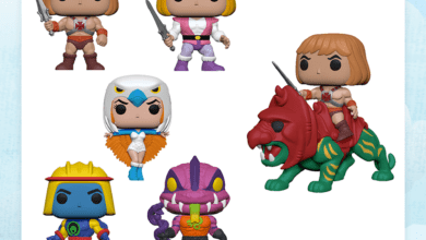 Photo of London Toy Fair Reveals: The Masters Of The Universe Funko POP!