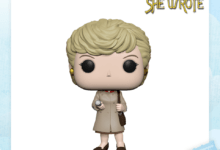 Photo of London Toy Fair Reveals: Murder, She Wrote Funko POP!