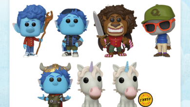 Photo of London Toy Fair Reveals: Disney Pixar Onward Funko POP!