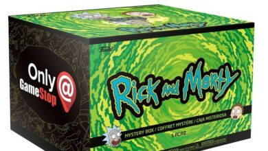 Photo of New Rick & Morty Funko Collectors Box Is Now Available At GameStop