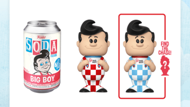 Photo of London Toy Fair Reveals: Funko SODA Vinyl Figures