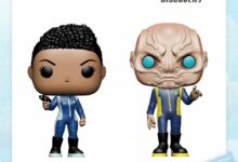 Photo of London Toy Fair Reveals: Star Trek Discovery Funko POP!