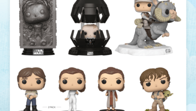 Photo of London Toy Fair Reveals: Star Wars The Empire Strikes Back 40th Anniversary Funko POP!