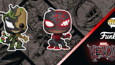 Photo of Marvel Venomized Funko POP! Wave 3 Coming This Spring!