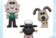 Photo of London Toy Fair Reveals: Wallace & Gromit Funko POP!