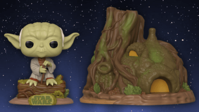 Photo of Star Wars Yoda POP! Town
