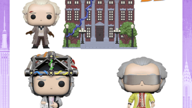 Photo of Funko New York Toy Fair 2020 Reveals: Back To The Future 35th Anniversary