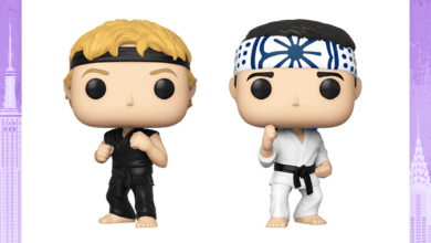 Photo of Funko New York Toy Fair 2020 Reveals: Cobra Kai POP!