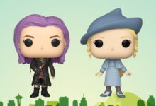 Photo of Funko ECCC Exclusives Reveal Day 2