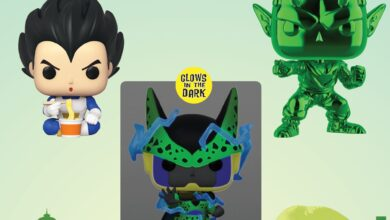 Photo of Funko ECCC Exclusives Reveal Day 1