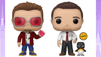 Photo of Funko New York Toy Fair 2020 Reveals: Fight Club POP!