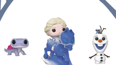 Photo of More Frozen II Funko POP! Coming This Spring!