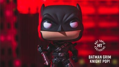 Photo of Hot Topic Exclusive Grim Knight Batman Funko POP! Is Now Available