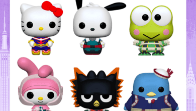 Photo of Funko New York Toy Fair 2020 Reveals: Sanrio x My Hero Academia