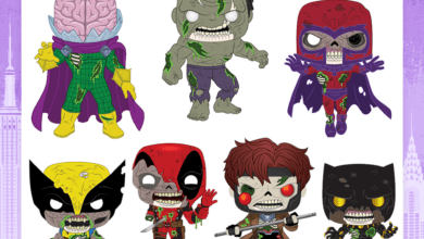 Photo of Funko New York Toy Fair 2020 Reveals: Marvel Zombies POP!