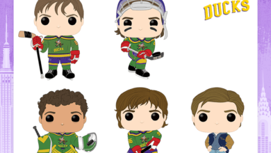 Photo of Funko New York Toy Fair 2020 Reveals: The Mighty Ducks