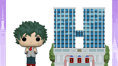 Photo of Funko New York Toy Fair 2020 Reveals: My Hero Academia
