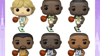 Photo of Funko New York Toy Fair 2020 Reveals: NBA Legends POP!