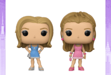 Photo of Funko New York Toy Fair 2020 Reveals: Romy & Michele's High School Reunion POP!