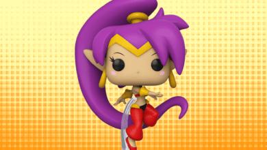 Photo of Shantae: ½ Genie Hero Funko POP! Announced