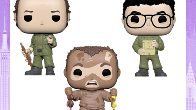 Photo of Funko New York Toy Fair 2020 Reveals: Stipes POP!