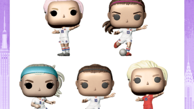 Photo of Funko New York Toy Fair 2020 Reveals: US Women's National Team