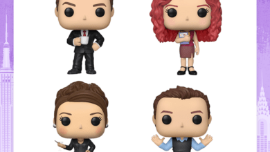 Photo of Funko New York Toy Fair 2020 Reveals: Will & Grace POP!