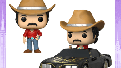Photo of Funko New York Toy Fair 2020 Reveals: Smokey & The Bandit