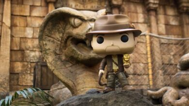 Photo of Disney Parks Exclusive 10″ Indiana Jones Is Now Available