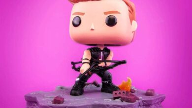 Photo of Amazon Exclusive Deluxe Avengers Assemble Hawkeye Funko POP! Now Available For Pre-Order