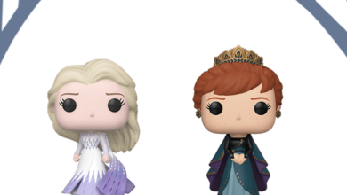 Photo of Frozen 2 Epilogue Anna & Elsa Funko POP! Are Now Available