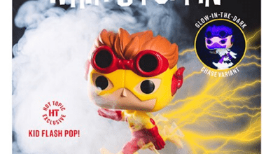 Photo of Hot Topic Exclusive Kid Flash Funko POP! Is Now Available