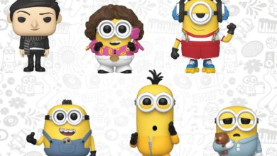 Photo of Minions: The Rise Of Gru Funko POP! & Mystery Minis Announced