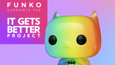 Photo of Funko Announces Their It Gets Better Pride 2020 Line Of POP!
