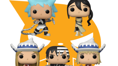 Photo of New Wave Of Soul Eater Funko POP! Announced