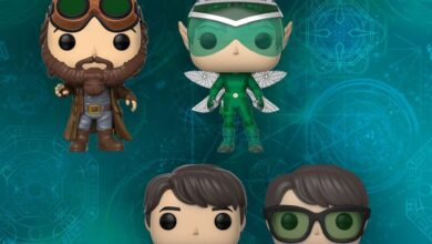 Photo of Artemis Fowl Funko POP! Coming Next Month