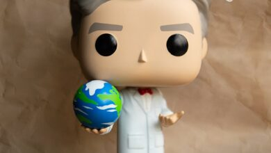 Photo of Hot Topic Exclusive Bill Nye With Globe Funko POP! Is Now Available.