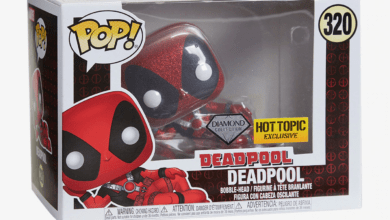 Photo of A Trio Of Marvel Hot Topic Funko POP! Exclusives Are Now Available