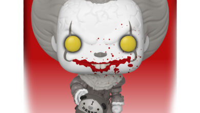 Photo of FYE Exclusive Black & White Pennywise Funko POP! Is Now Available
