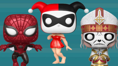 Photo of New Trio Of Hot Topic Exclusives Are Now Available