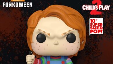 Photo of Funko Halloween Reveals: 10″ Child's Play Chucky POP!