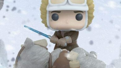 Photo of Star Wars Battle At Echo Base Han Solo & Tauntaun Amazon Exclusive Funko POP! Is Now Available For Pre-Order